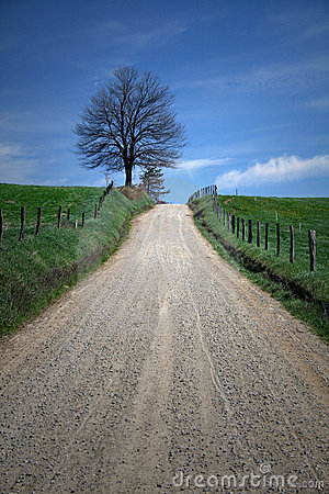 Free COUNTRY ROAD Royalty Free Stock Image - 9233746