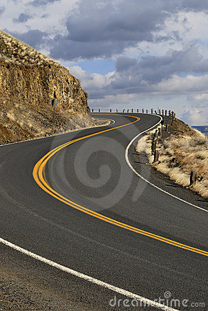 Free Country Roadway Stock Images - 4484554