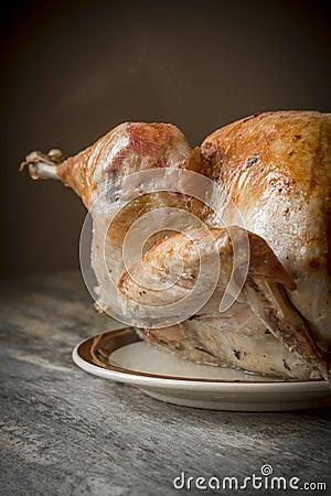 Free Country Roasted Turkey Stock Image - 70579821