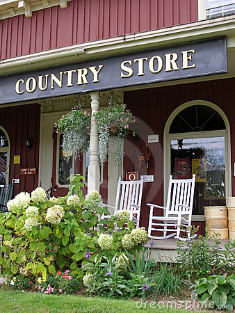 Free Country Store Royalty Free Stock Photography - 1276487