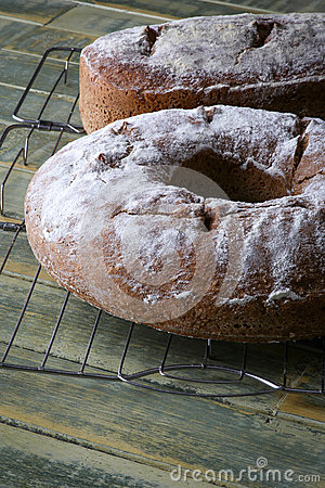 Country Style Wheat Rye Wholemeal Bread