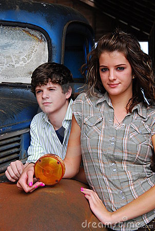 Country Teens
