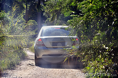 Countryside Car
