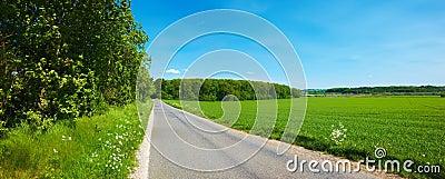 Countryside in Denmark