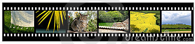 Countryside Filmstrip