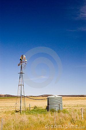 Countryside Windmill