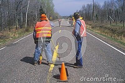 County surveyors Editorial Photo