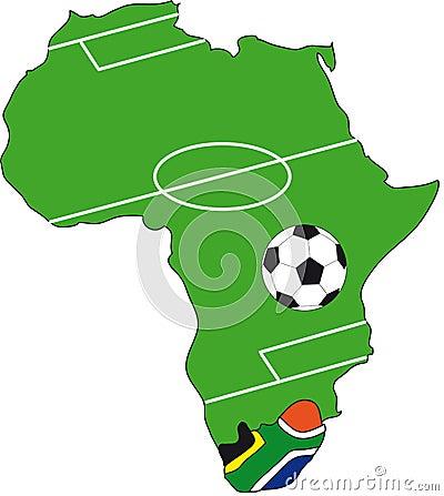 Coupe du monde afrique du sud 2010 photos stock image 14652723 - Coupe du monde foot afrique du sud ...