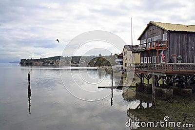Coupeville Harbor
