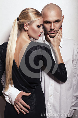 Free Couple Royalty Free Stock Photography - 35451707