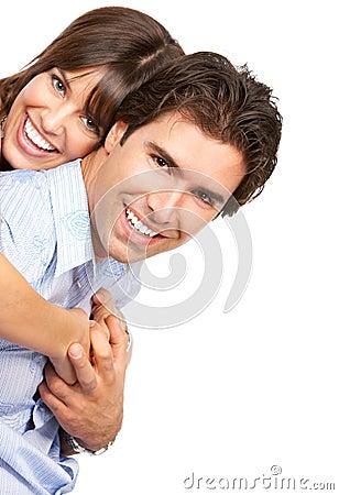 Free Couple Royalty Free Stock Image - 7911696