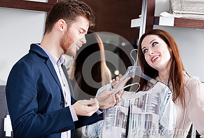 Couple is amazed with special prices