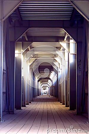 Couple corridor