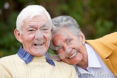 Couple of elders