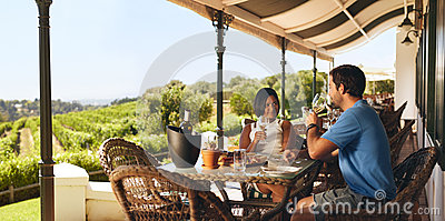 restaurant nicole your wine lady with traveling vineyard