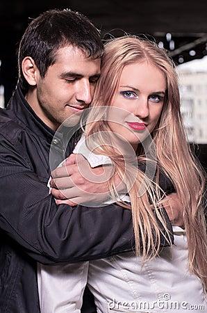 Couple glamour