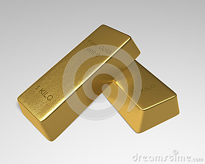Couple of Gold Bars