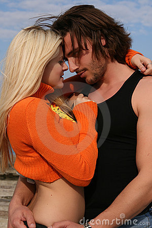 Free Couple In Love Stock Photography - 4309812