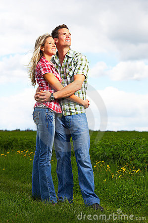 Free Couple In Love Royalty Free Stock Photo - 6306395