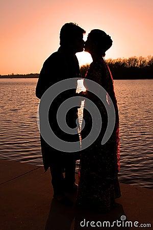 Free Couple Kissing Stock Photos - 13862693
