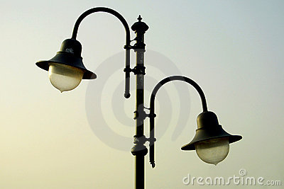 The couple of lamps