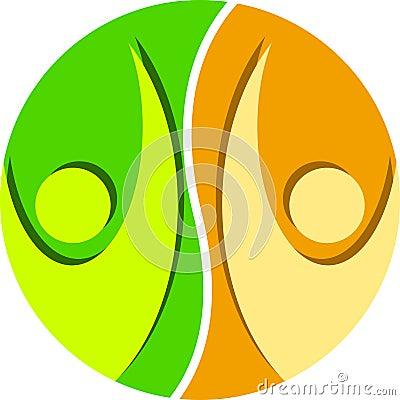 Couple logo