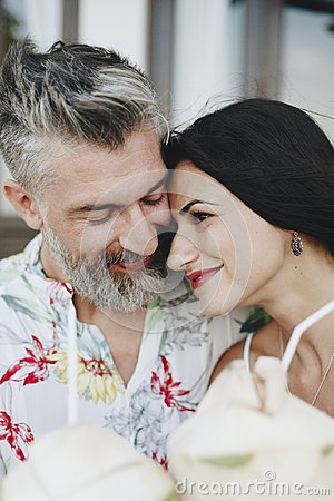 Free Couple On A Honeymoon Trip Royalty Free Stock Photography - 116844817