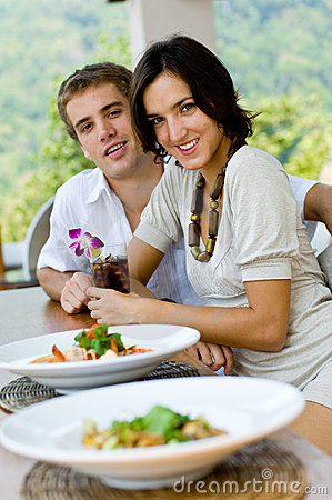 Free Couple On Vacation Royalty Free Stock Images - 4927989