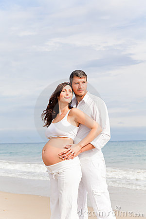 Couple pregnancy