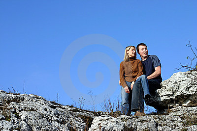 Couple - Resting