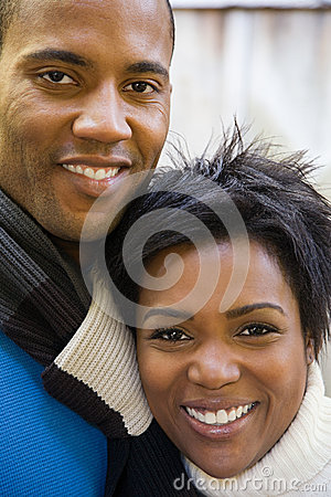 Free Couple Smiling Royalty Free Stock Photo - 36095305