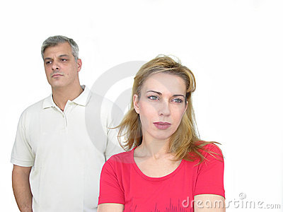 Couple in trouble