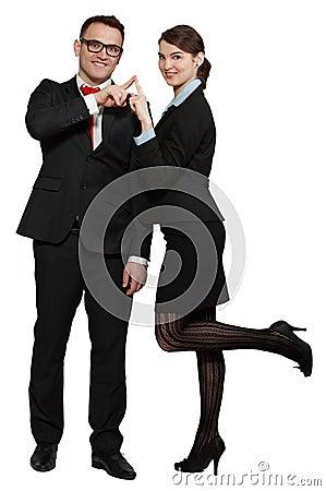 Couples d affaires