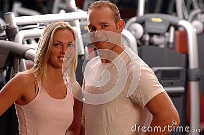 Couples de forme physique