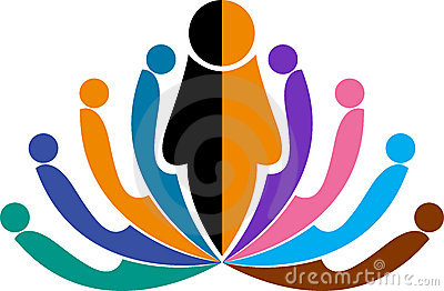 lotus couple logo