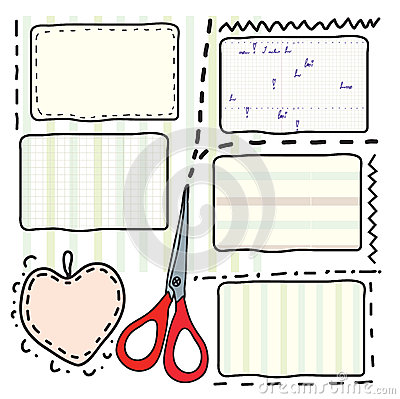 Coupons and scissors for sale