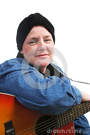 Courageous Cancer Survivor