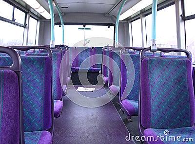 Course sur le bus 5
