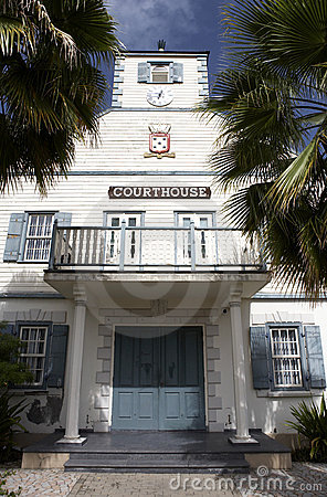 Free Courthouse Royalty Free Stock Photography - 1830957