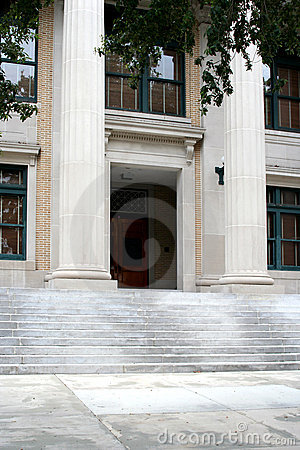 Free Courthouse Royalty Free Stock Photo - 893865