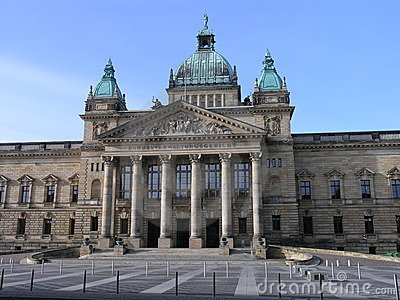 Courthouse Leipzig