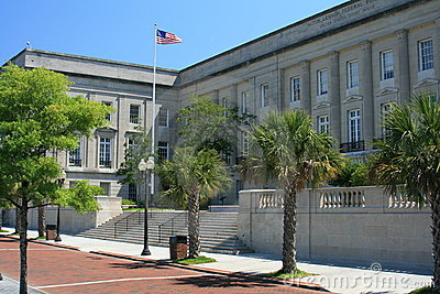 Courthouse in Wilmington, NC