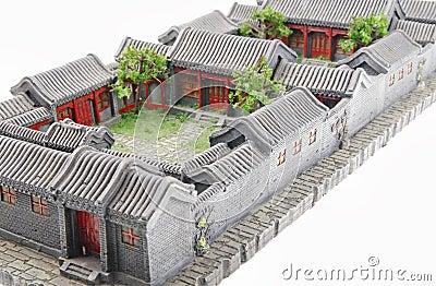 Courtyard model