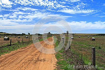 Coutry Road Stock Image - Image: 25926281