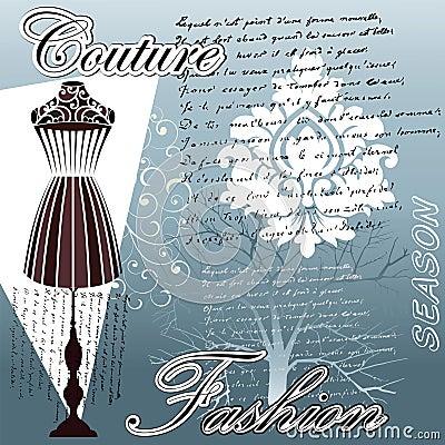 Free Couture Fashion Stock Photo - 16069910