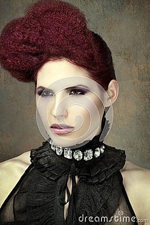 Couture Portrait