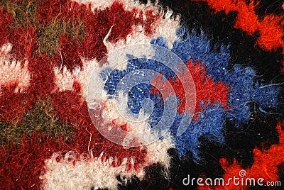 Couverture de laines