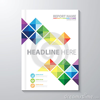 Free Cover Annual Report Stock Image - 44978911