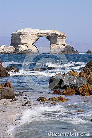The cover of Antofagasta, Antofagasta  of Chile
