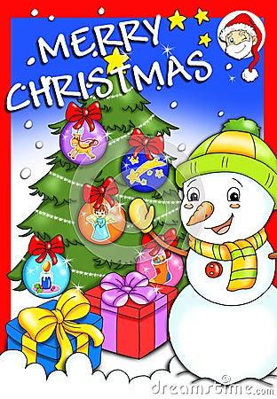 Cover - Merry Christmas 2